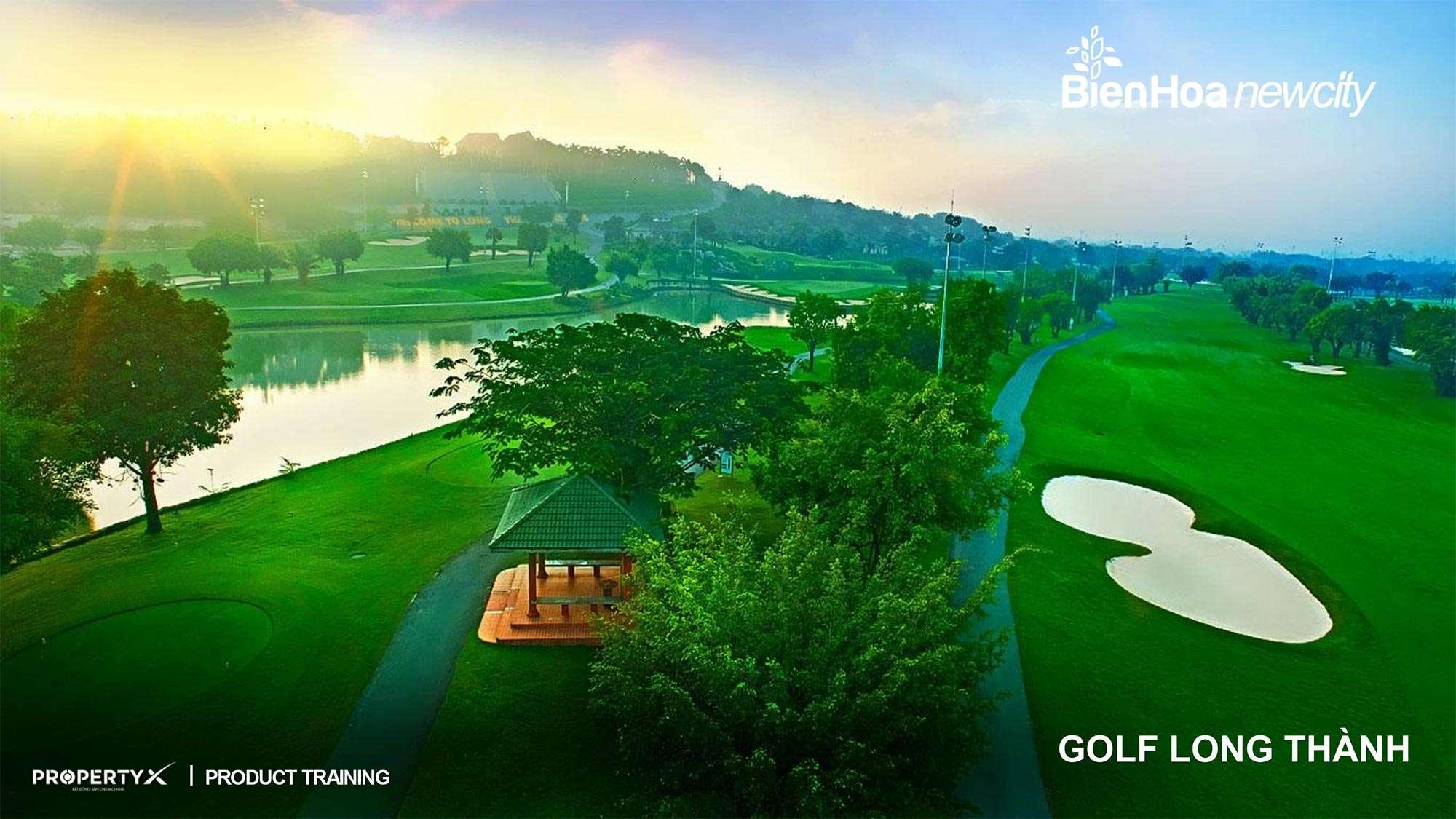 sân golf dự án đất nền biên hòa new city đồng nai